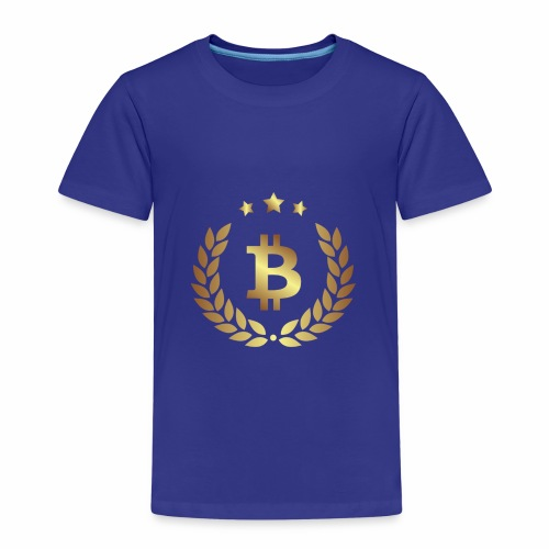 Bitcoin Glory - Kinder Premium T-Shirt
