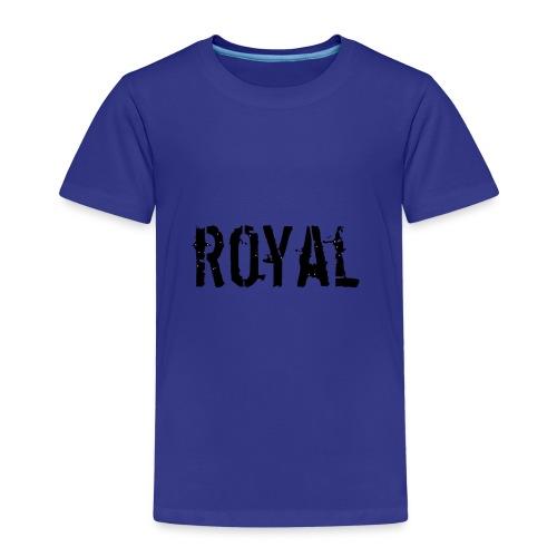 RoyalClothes - Kinderen Premium T-shirt
