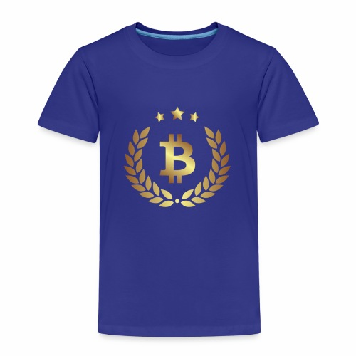 Bitcoin Glory - Kinder Premium T-Shirt