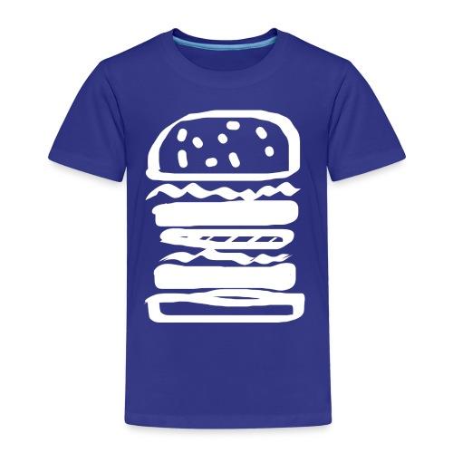 Burgerlover - Kinder Premium T-Shirt