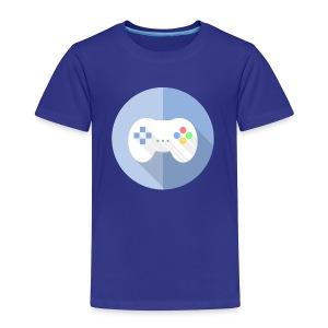 Gaming Consoll - Premium T-skjorte for barn