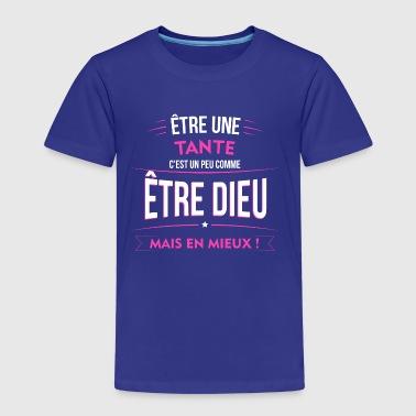 Tante dieu mais en mieux - T-shirt Premium Enfant