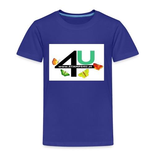 LOGO STAMPS4U - Kinder Premium T-Shirt