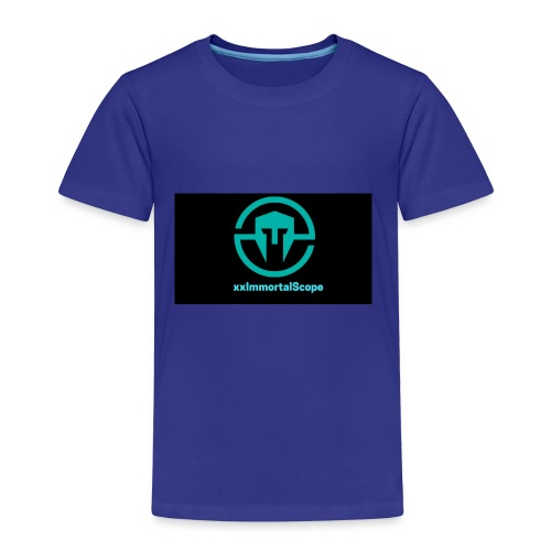 xxImmortalScope throwback - Kids' Premium T-Shirt