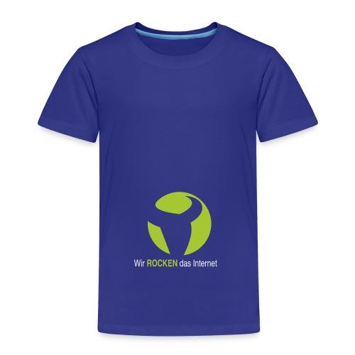 Wir ROCKEN das Internet - Kinder Premium T-Shirt