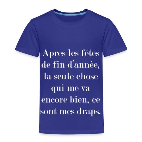 fêtes de fin d'année - T-shirt Premium Enfant