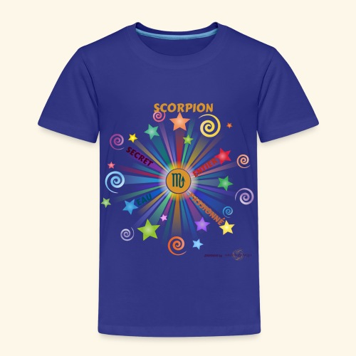 SCORPION powers - T-shirt Premium Enfant