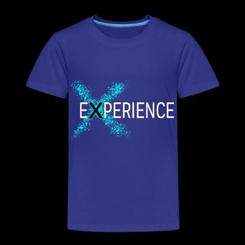 Experience logo - Børne premium T-shirt