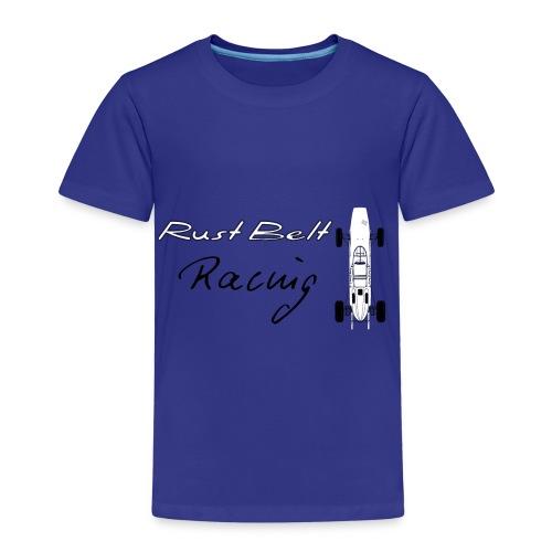 Retro Racing - Kinder Premium T-Shirt