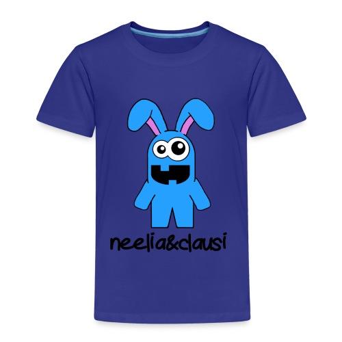 neelia und clausi Logo - Kinder Premium T-Shirt