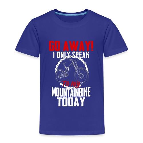 Mountainbike Shirt · Fahrrad · Downhill · Biker - Kinder Premium T-Shirt