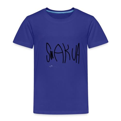Swakua Logo - Lasten premium t-paita
