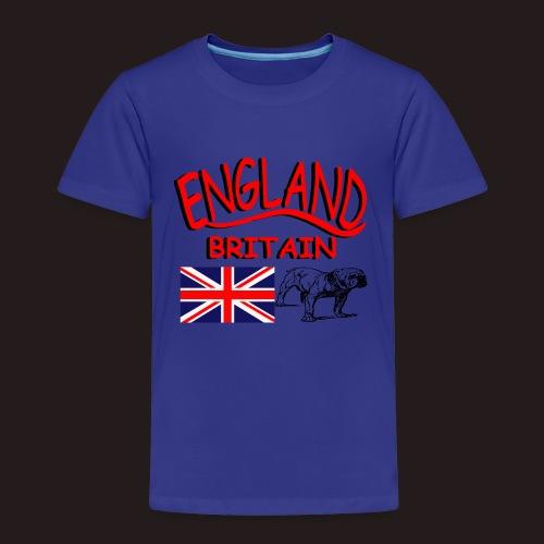England - Kinder Premium T-Shirt