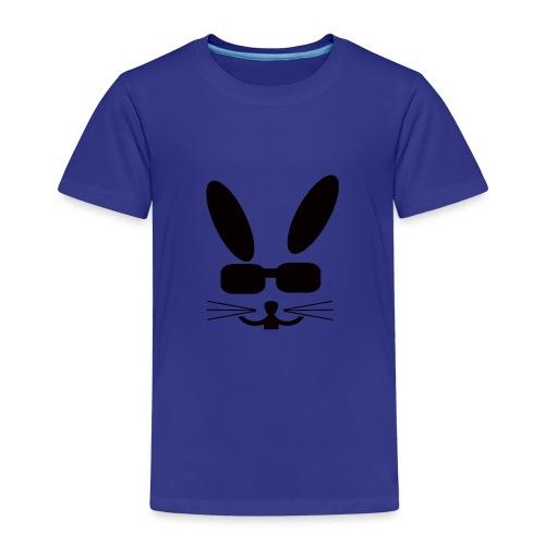 Osterhase mit Sonnenbrille - Kinder Premium T-Shirt
