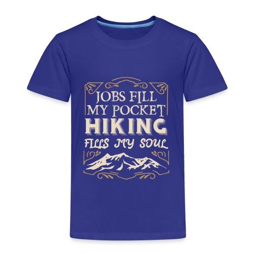 Berge Shirt · Berg · Wandern · Natur · Geschenk - Kinder Premium T-Shirt