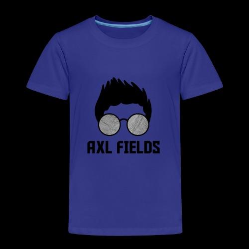 Axl Fields - Camiseta premium niño