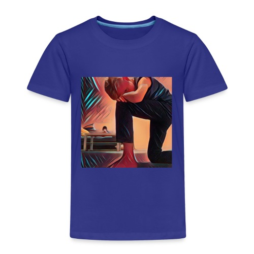 opagi - Premium T-skjorte for barn