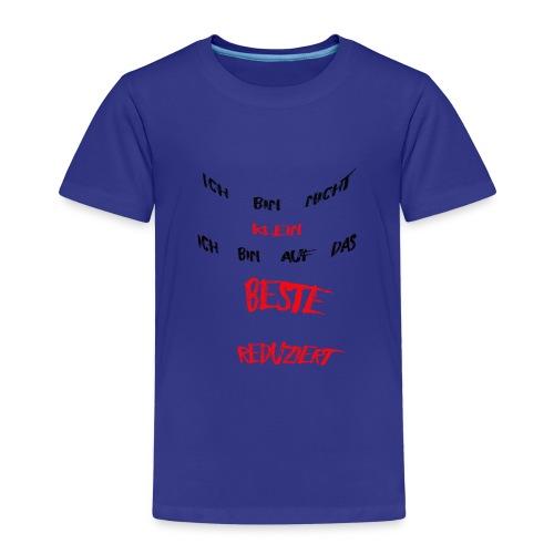 Ich bin nicht klein - Kinder Premium T-Shirt