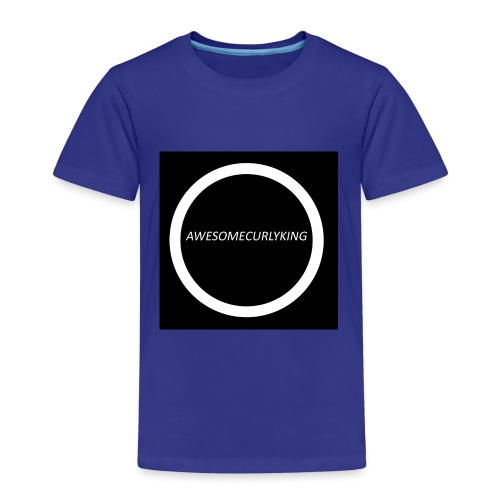 AwesomeCurlyMerch - Kids' Premium T-Shirt