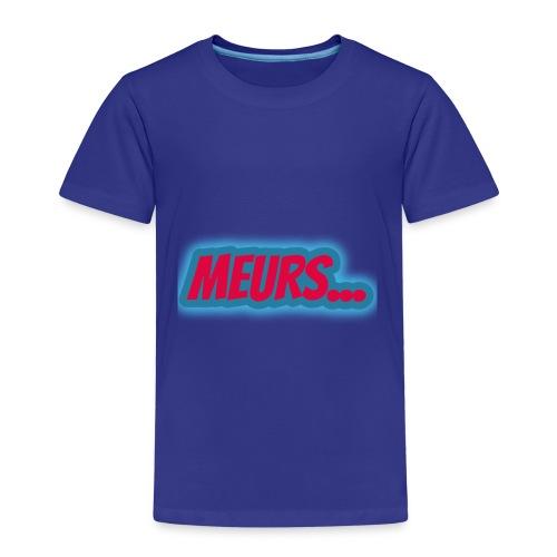 squad meurs - T-shirt Premium Enfant