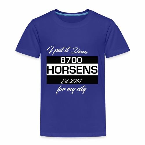 Tshirt 8700 Horsens Concept - 8700 - Børne premium T-shirt