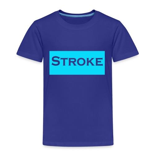 STROKE - Kids' Premium T-Shirt