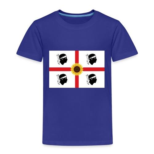 Girasoli_Sardegna - Kinder Premium T-Shirt
