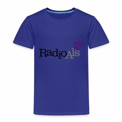 RadioAls Logo CMYK - Børne premium T-shirt