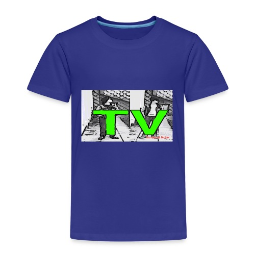 Real Bros TV - Kinder Premium T-Shirt