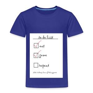 gamer life - Kinderen Premium T-shirt