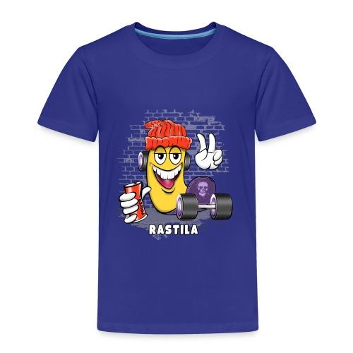 RASTILA SKATE 1 - Skateboard Helsinki - Lasten premium t-paita