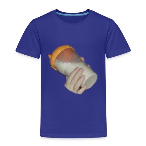 baby bottle - Premium T-skjorte for barn