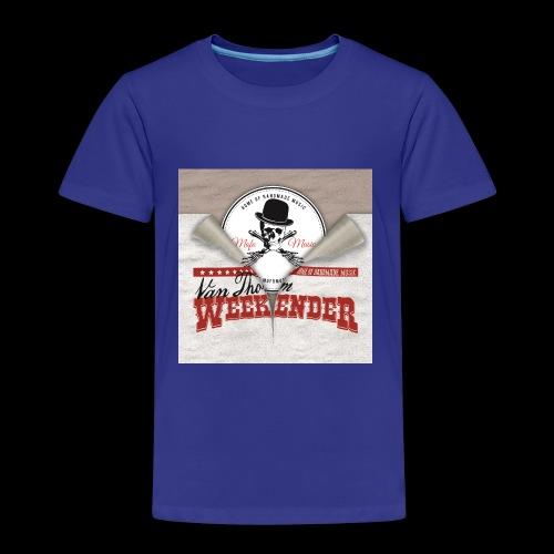 Weekender vs MofoMusic - Kinder Premium T-Shirt