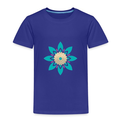 Flower of Love - Kinderen Premium T-shirt