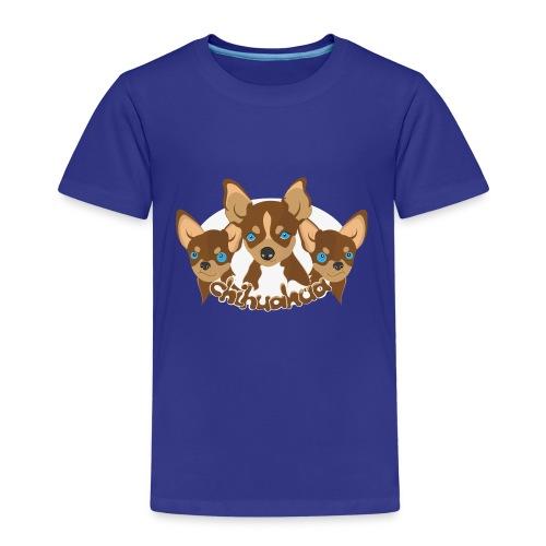 Chihuahua - Maglietta Premium per bambini