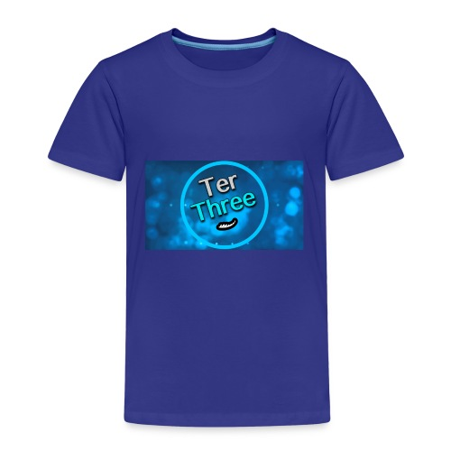 Ter Three official YouTube profile picture - Kids' Premium T-Shirt
