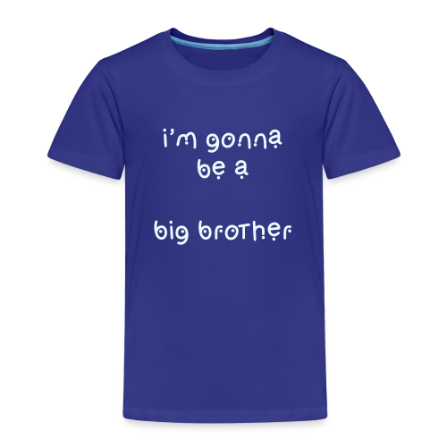 bigbrother Collection - Premium T-skjorte for barn