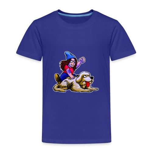 The Paxian - Premium T-skjorte for barn
