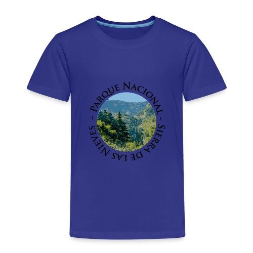 Parque Nacional Sierra de las Nieves - Camiseta premium niño