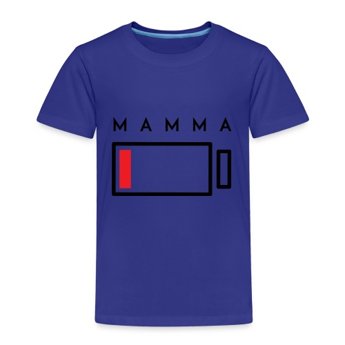 Mamma - Premium T-skjorte for barn