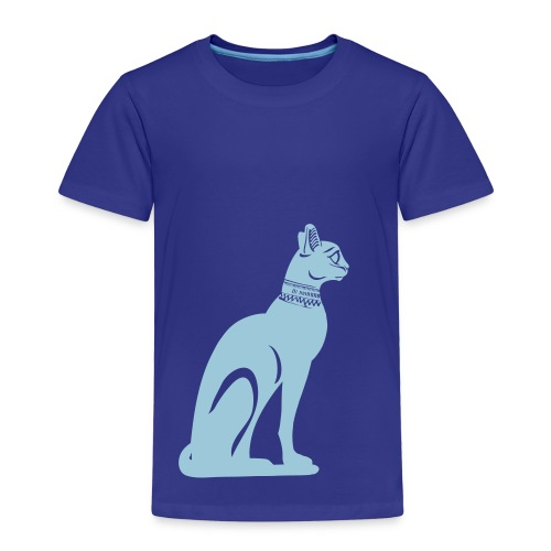 Altägyptische Katze BASTET - Kinder Premium T-Shirt