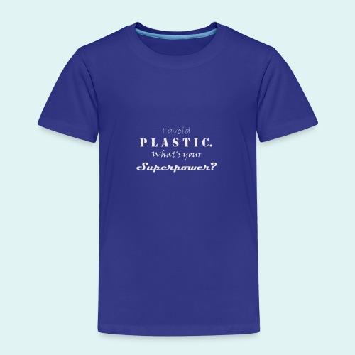 Superpower - Kinder Premium T-Shirt
