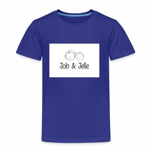 Job & Jelle   Logo - Kinderen Premium T-shirt