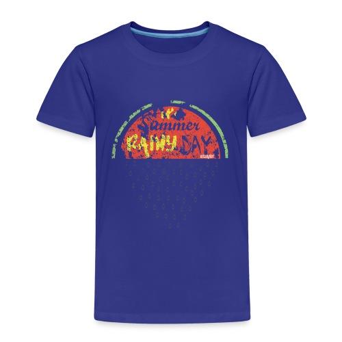 eissegler summer melon rain - Kinder Premium T-Shirt