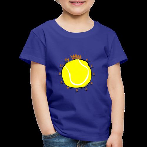 EL REY DE LA TIERRA - Camiseta premium niño