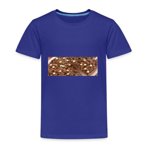 Schokoladen_Pizza - Kinder Premium T-Shirt