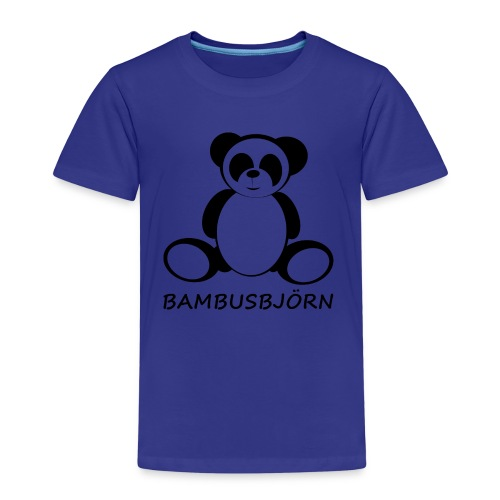 Bambusbjörn - Kinder Premium T-Shirt