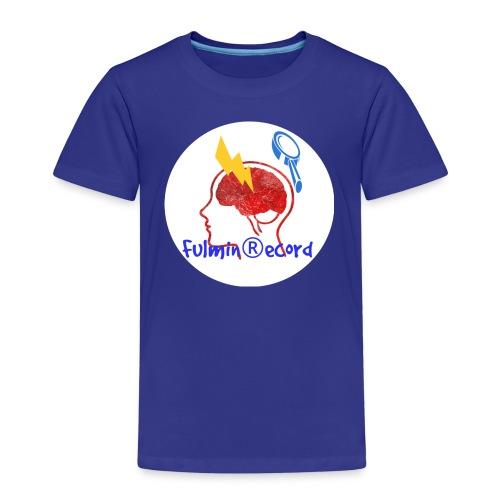 Fulmin Record - Maglietta Premium per bambini