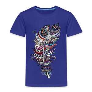 Feather For Heather - Kids' Premium T-Shirt