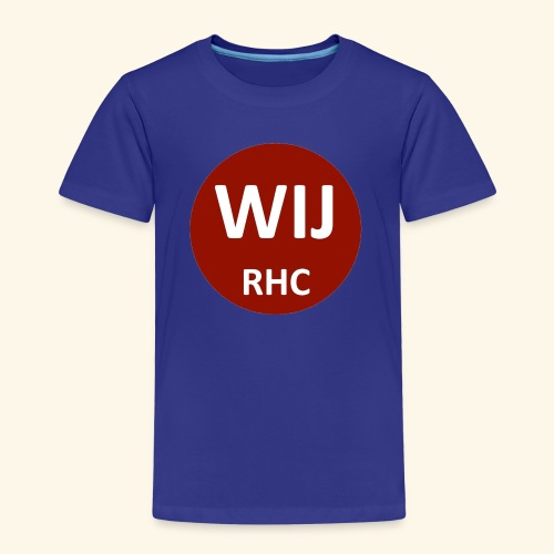 WIJ RHC - Kinderen Premium T-shirt